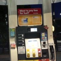 Photo taken at Shell by Cornelia on 6/2/2013