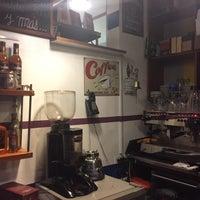 Foto tomada en El Cubo Cafe por Lola D. el 12/15/2015