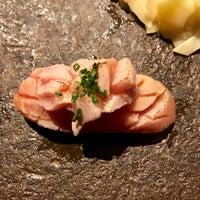 6/10/2018 tarihinde Rei W.ziyaretçi tarafından Sushi By Bou'de çekilen fotoğraf