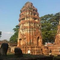 Photo taken at Phra Nakhon Si Ayutthaya by kostya k. on 12/27/2015