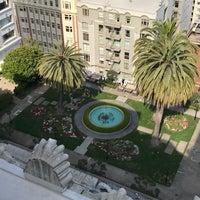 Fairmont Hotel Roof Garden Garden In San Francisco