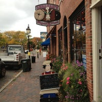Photo taken at Abraham's Bagels and Pizza by Kim C. on 10/9/2012