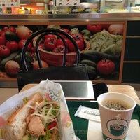 Photo taken at Subway by ELNINO エ. on 8/15/2013