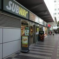 Photo taken at Subway by ELNINO エ. on 3/5/2013