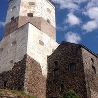 Снимок сделан в Выборгский замок пользователем Maria N. 6/8/2013