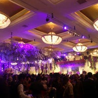 Photo taken at Grand Ballroom - Hotel Mulia Senayan, Jakarta by lin C. on 11/1/2012