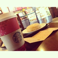 Photo taken at Starbucks Coffee by Bryan O. on 11/7/2013