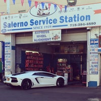 Photo taken at Salerno Auto Repair by Todd H. on 9/12/2015