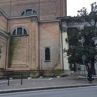 Photo taken at Piazza Del Duomo O Delle Grazie by Francesco S. on 1/13/2014