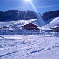 Photo taken at Campo Felice by Lorenzo D. on 1/12/2013