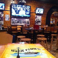 Photo taken at Huck Finn's Cafe by Daiana T. on 1/31/2013