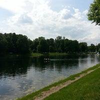 Foto scattata a Екатерининский парк da Gavrilov I. il 6/1/2013