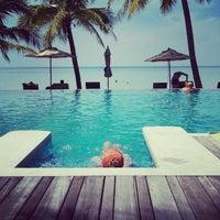 Photo taken at KC Grande Resort & Spa by Павел Н. on 10/18/2012