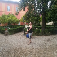 Photo taken at Museo Pietro Canonica a Villa Borghese by James M. on 9/11/2014