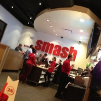 Photo taken at Smashburger by Jorge C. on 11/22/2012