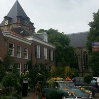 Photo taken at Markt Delden by Wouter B. on 9/21/2013