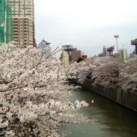 Photo taken at ふれあい橋 by にゃお ♪. on 3/23/2013