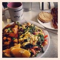 10/1/2013 tarihinde Bud C.ziyaretçi tarafından Byways Cafe'de çekilen fotoğraf