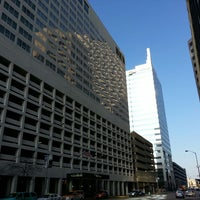 Photo taken at Sheraton Indianapolis City Centre Hotel by Michael &. on 4/5/2013