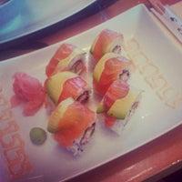 Photo taken at Pelican Sushi by Niki B. on 3/29/2014