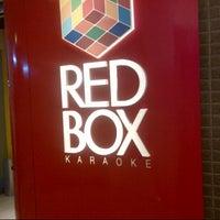 Photo taken at Red Box Karaoke by Aezwan on 1/2/2013