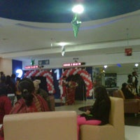 Photo taken at Cinepolis by Kumar G. on 12/24/2012