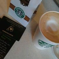 Photo taken at Starbucks Avda Constitución 11 by Sara de la Peña P. on 10/9/2012