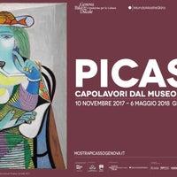 Foto scattata a Mostra Picasso da Antonella M. il 5/4/2018
