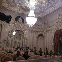Снимок сделан в Санктъ-Петербургъ Опера пользователем Segart 10/10/2012