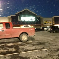Photo taken at Lowe's Home Improvement by Clinton M. on 2/6/2013