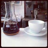 Photo taken at Koppi Kaffe & Rosteri by Samuel B. on 7/5/2013