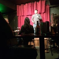 Photo taken at The Comedy Spot Comedy Club by Betty S. on 2/22/2015