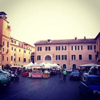 Photo taken at Baccanale Trastevere by Andrew K. on 7/25/2013