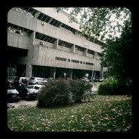Foto tomada en Facultad de Ciencias de la Información (UCM) por Millán I. B. el 10/26/2012