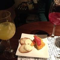 Photo taken at Vege Bar by shiraoki on 12/23/2012