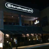 Photo taken at BarraShoppingSul by Ana Renata S. on 10/3/2012