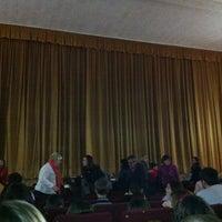Photo taken at Cine La Esperanza by Raul B. on 3/9/2013