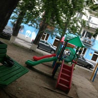 Photo taken at Дворик by Kirill B. on 6/6/2013