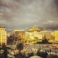 Photo taken at Syntagma Square by George K. on 11/22/2012