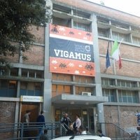 Photo taken at VIGAMUS - The Videogame Museum of Rome by Claudio G. on 10/20/2012