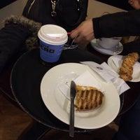Photo taken at Caffè Nero by DL3QATAR on 1/23/2015