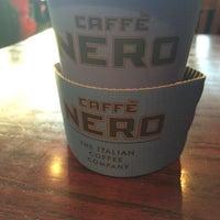 Photo taken at Caffè Nero by DL3QATAR on 2/3/2015