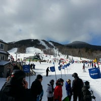 Photo taken at Waterville Valley Ski Area by Jim D on 1/5/2013