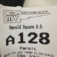Photo taken at New York State DMV by Max B. on 3/14/2013