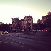 Foto tomada en Metro República por Seba A. el 3/11/2013