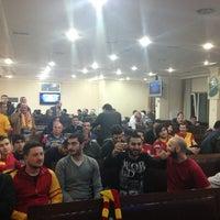 Photo taken at Barış Cafe by Tolga T. on 4/3/2013