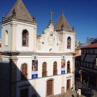 Photo taken at Espaco Cultural Igreja Da Barroquinha by Dea D. on 11/24/2016