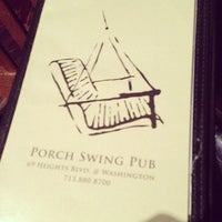 Photo prise au Porch Swing Pub par John P. le1/16/2013