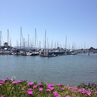 Photo taken at Berkeley Marina by Luci on 4/21/2013
