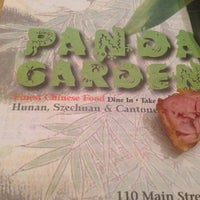 Photo Taken At Panda Garden By Pattie F. On 1/22/2014